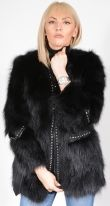W19 The Melisa Fox Fur Jacket