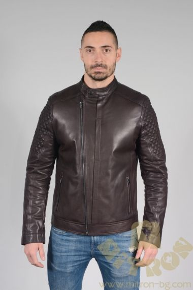 BB16 -  Men's calfskin jacket