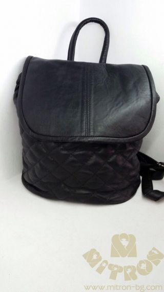 BAG56 - Ladies backpack lambskin