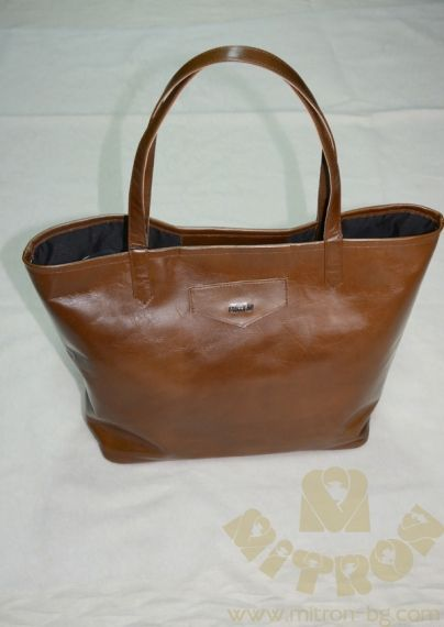 MD-BAGG -  Lambskin leather bag