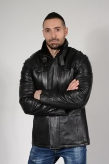Winter Lambskin Jacket