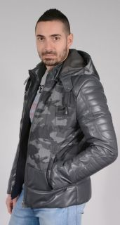 BB5 -  Men's jacket lambskin