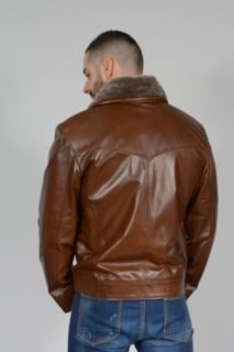 M86 - MEN'S COLLECTIVE LAMB LEATHER