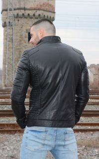 BB51 - MEN'S COLLECTIVE LAMB LEATHER