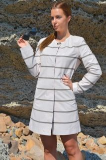 A427 -  LADIES Trench Coat Lambskin