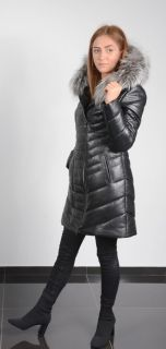 AA27 -  LADIES Trench Coat Lambskin