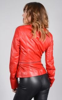 AA48 - LADIES WHICH IS LAMBLE LEATHER