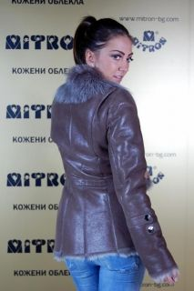 D560 -  Lady's lamb jacket