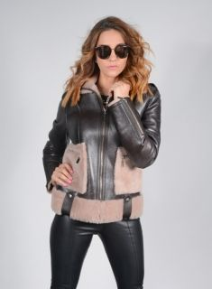 DA43 Avia Leather Jacket