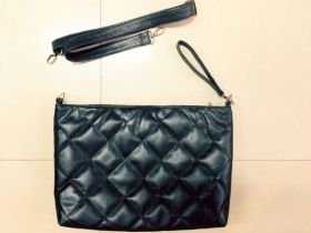 BAG59 -  Lambskin leather bag