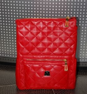 VANQ -  Ladies backpack lambskin