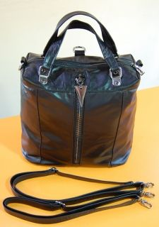 BACKPACK - Genuine leather backpack