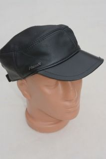 HAT23 - Men's cap lambskin