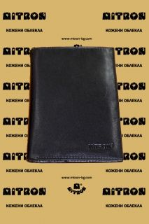 P702 -  Men's Lamb Leather Wallet