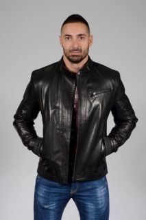 BB58 Calfskin Smooth Jacket