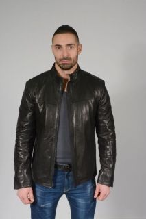 BB59 Smooth Calfskin Jacket