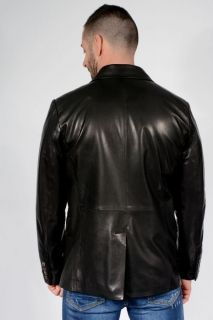 BB65 Casual Calfskin Jacket